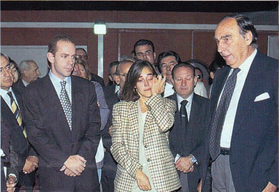 La famiglia Mantovani
