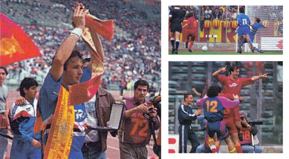 Roma-Sampdoria 1-0