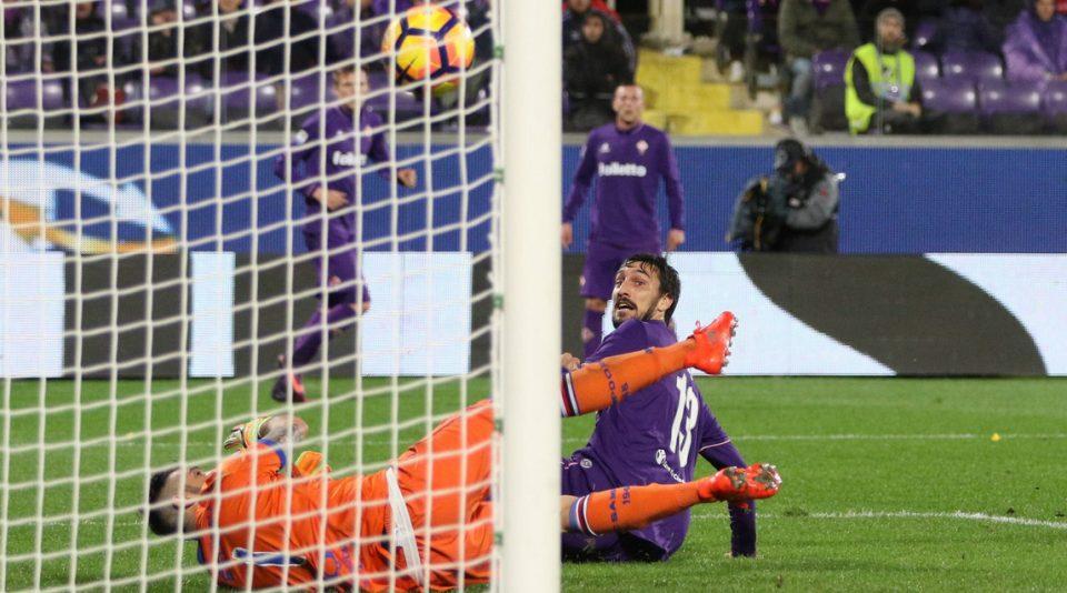 Gol Fiorentina