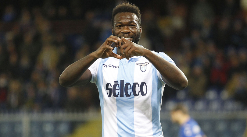 Nel finale la Lazio ribalta la sfida con Caicedo: la gioia del match-winner