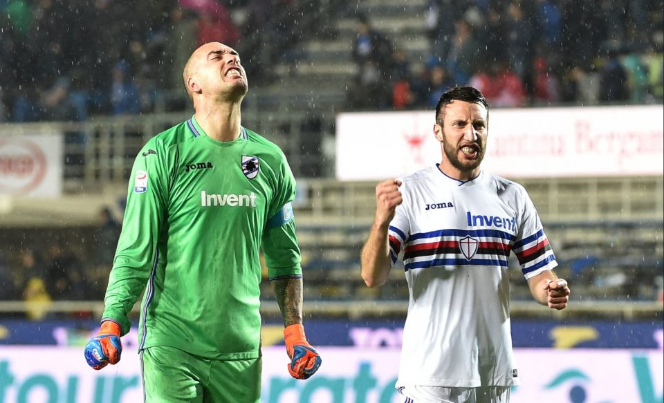 Viviano e Regini esultano a fine match