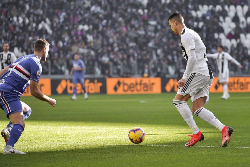 Pronti via e Ronaldo apre le marcature