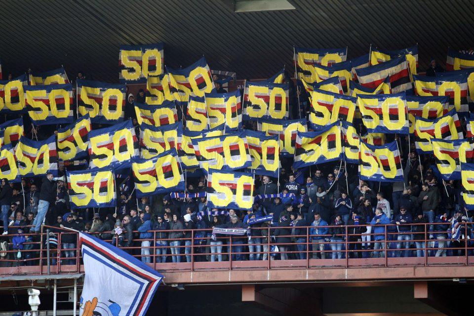 Gli ultras Tito festeggiano i 50 anni di attività