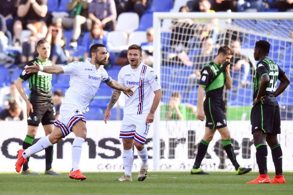 Ventunesimo gol in campionato per Quagliarella, che ha ritrovato anche la nazionale dopo nove anni