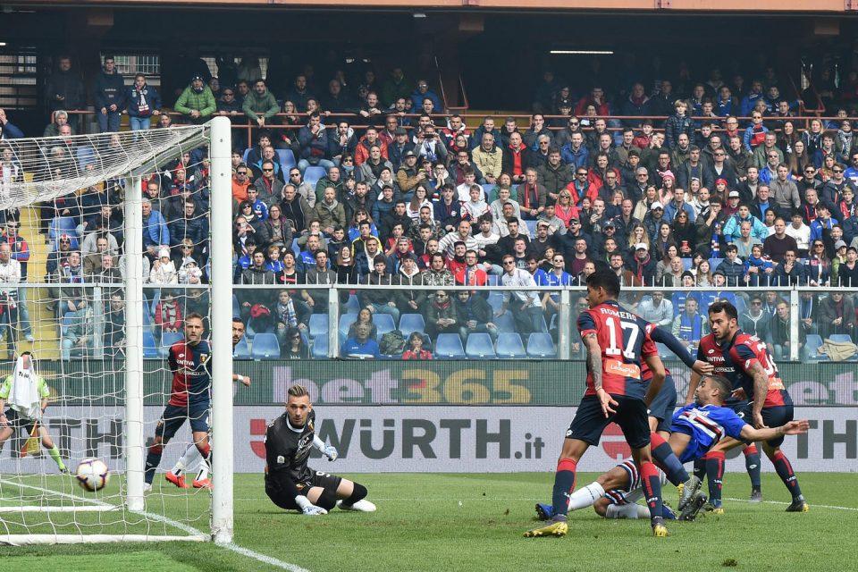 Pronti-via e Defrel va a segno: Samp subito avanti, come era accaduto contro il Milan