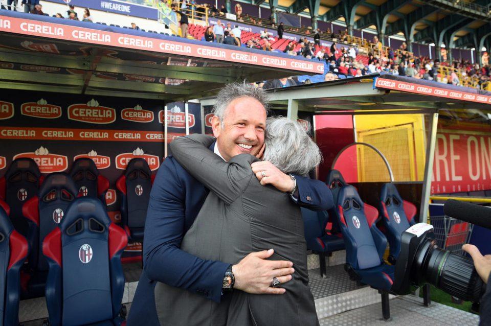 Ferrero saluta Mihajlovic, il primo tecnico della sua presidenza
