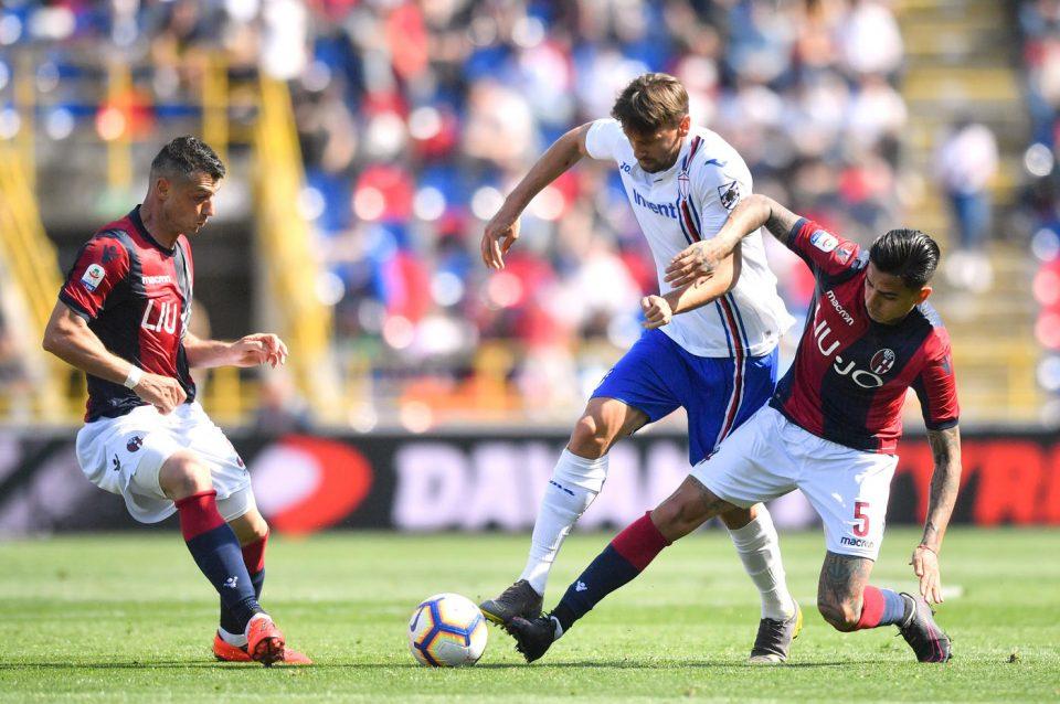 Ramírez chiuso dalla difesa bolognese