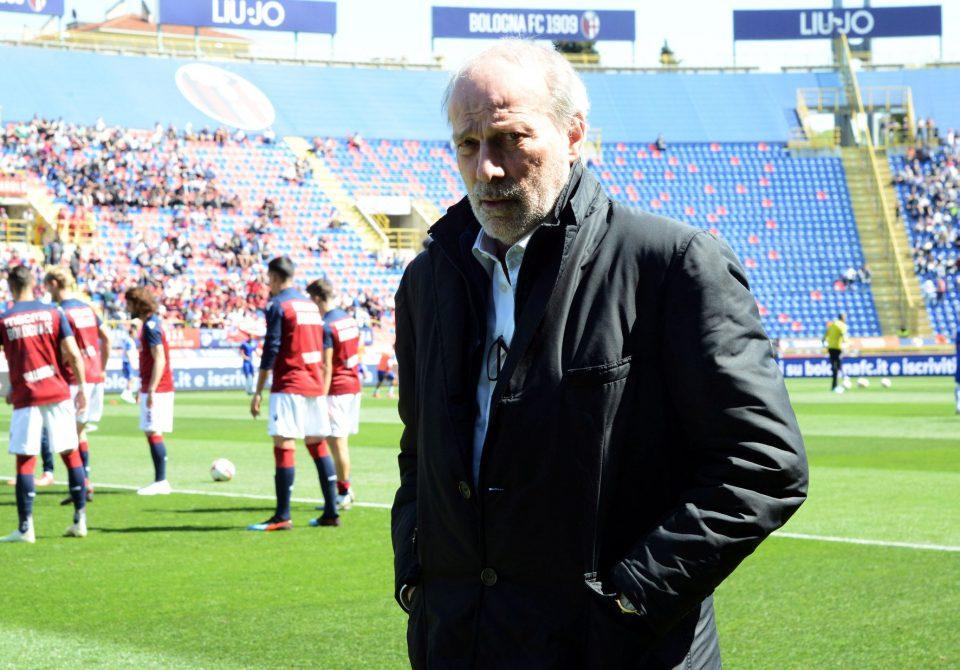 Il ds Sabatini: a fine partita si dimetterà dopo una lite con il presidente Ferrero