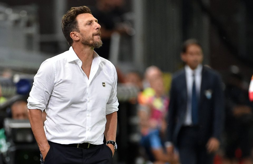 Il disappunto di Di Francesco
