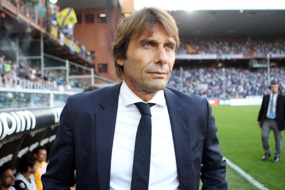 Antonio Conte: la sua Inter ha ottenuto la sesta vittoria ed è ancora a punteggio pieno