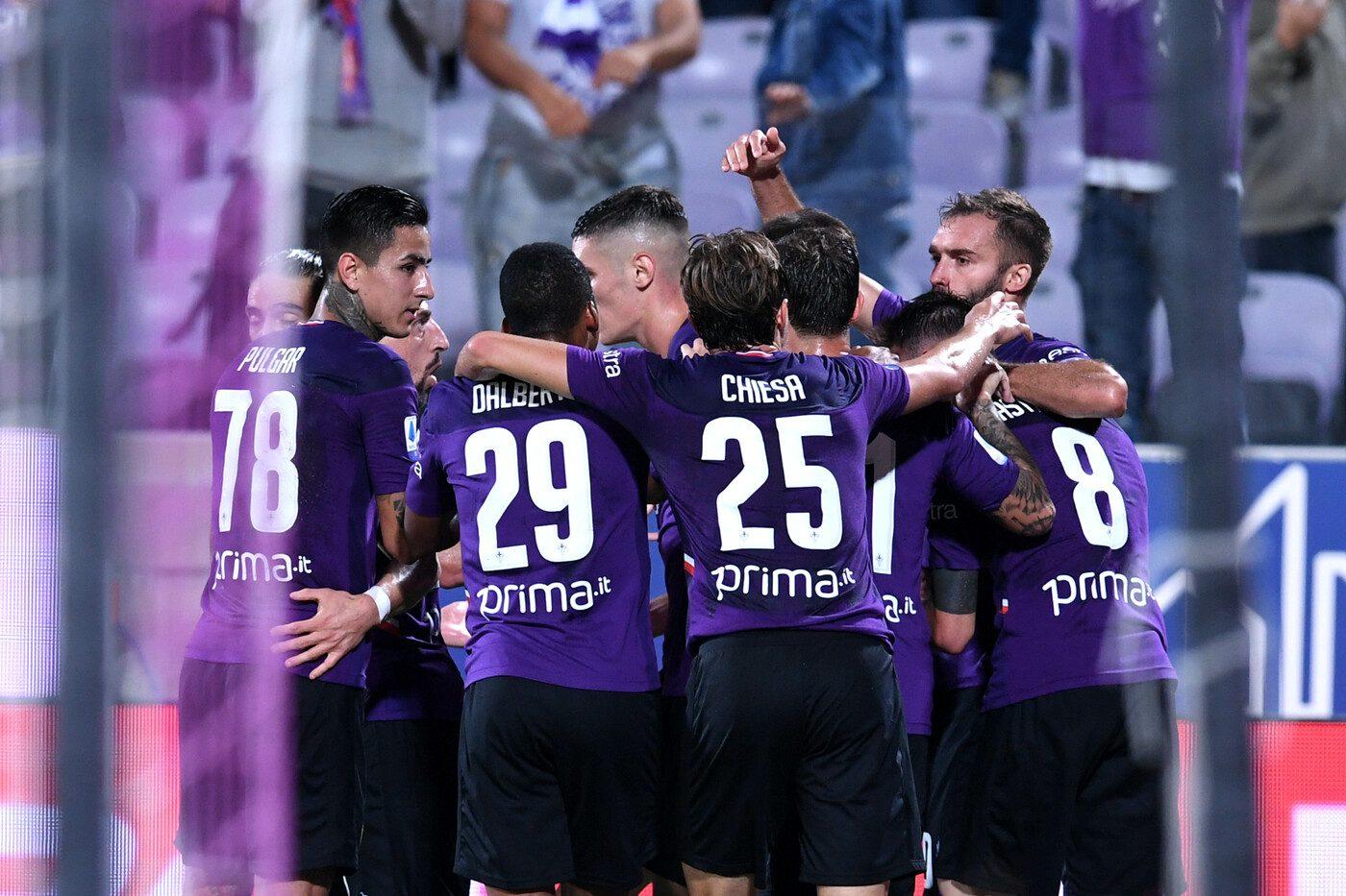 Grande festa in casa viola: la Fiorentina non vinceva in campionato da febbraio (e al Franchi da dicembre)