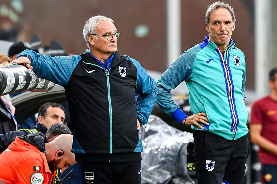 Ranieri in panchina: l'allenatore romano esordisce con un punto proprio contro la sua ex Roma