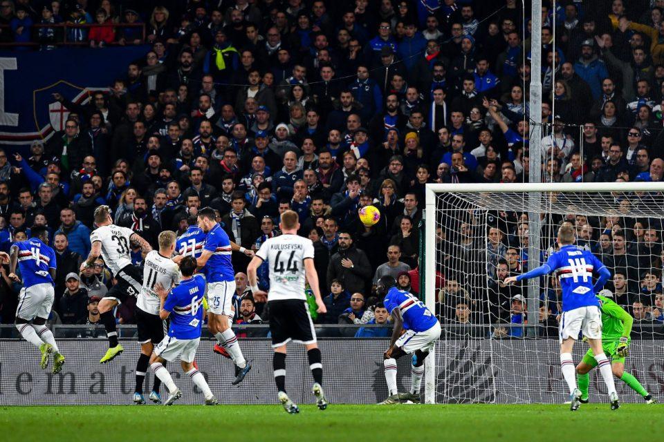 Il gol partita segnato da Kucka a metà primo tempo