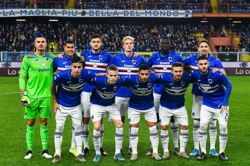 L'ultima Sampdoria degli anni Dieci
