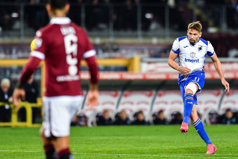 Ramírez segna su punizione il gol dell'1-1