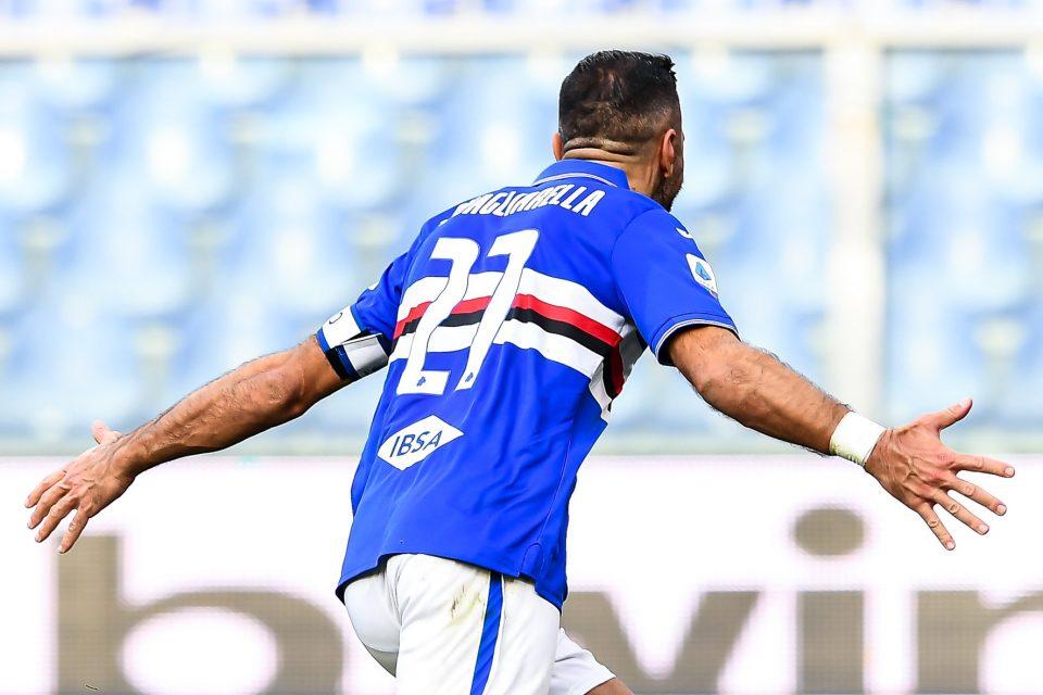 Con questa doppietta, Quagliarella è arivato a quota nove gol in campionato