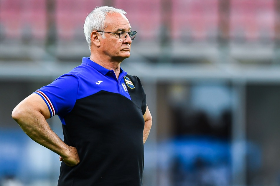Il disappunto di Ranieri