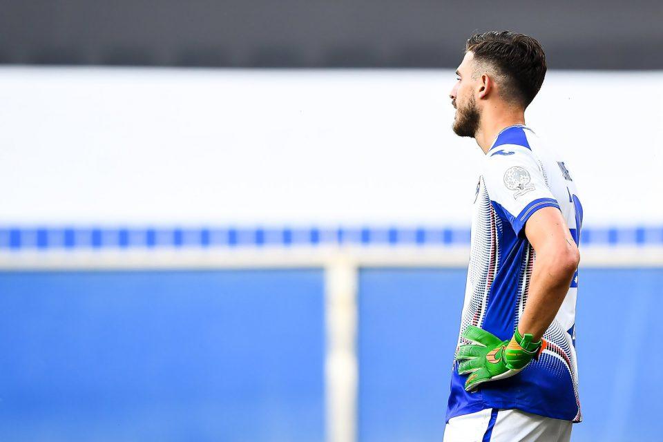 Wladimiro Falcone: per lui era l'esordio in Serie A