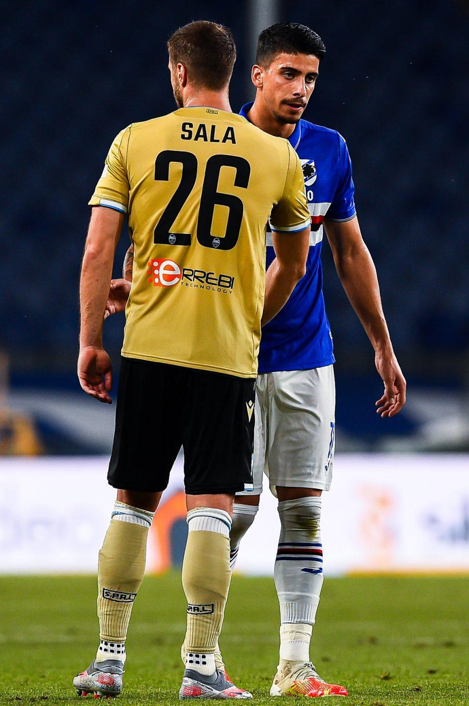 L'ex Sala: da un suo errore è nato il primo gol doriano