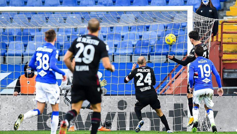 Il gol di Orsolini che decide il match