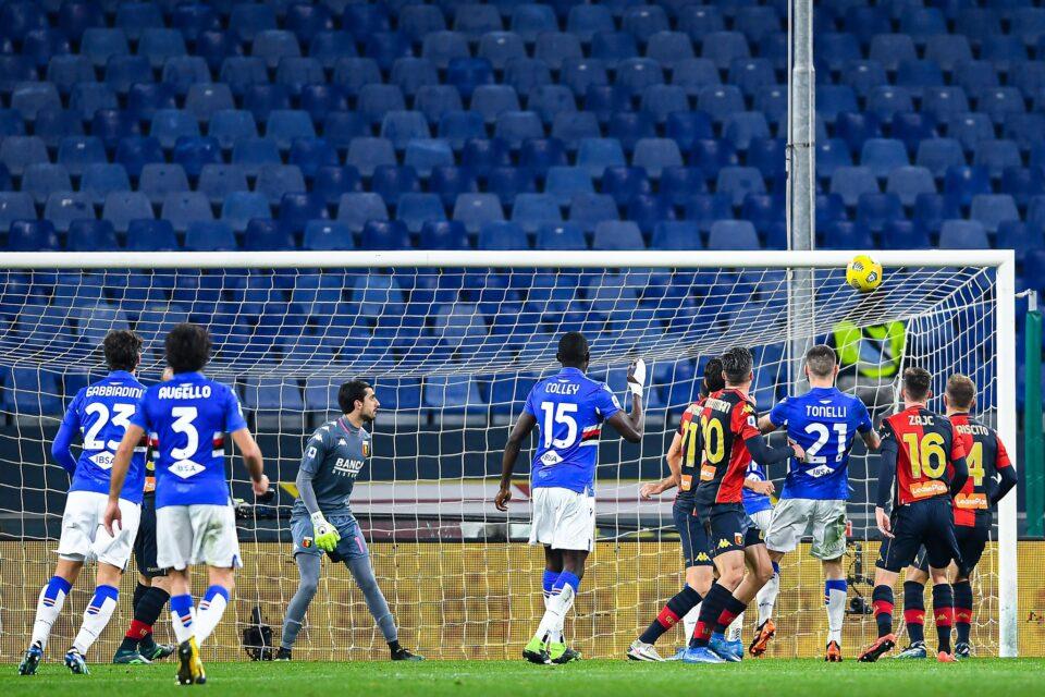 Il gol dell'1-1