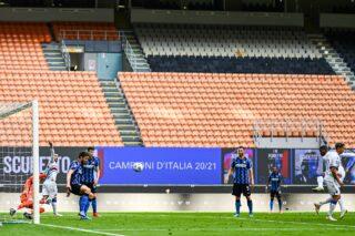 Il gol di Keita Baldé illude la Samp di rientrare in partita