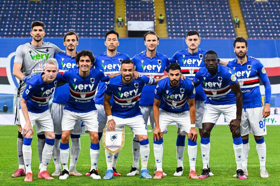 L'ultima Sampdoria della stagione 2020-21
